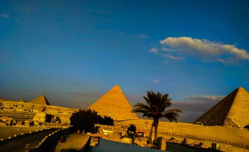 Seven Pyramids, holiday rental in Kafrat al Jabal