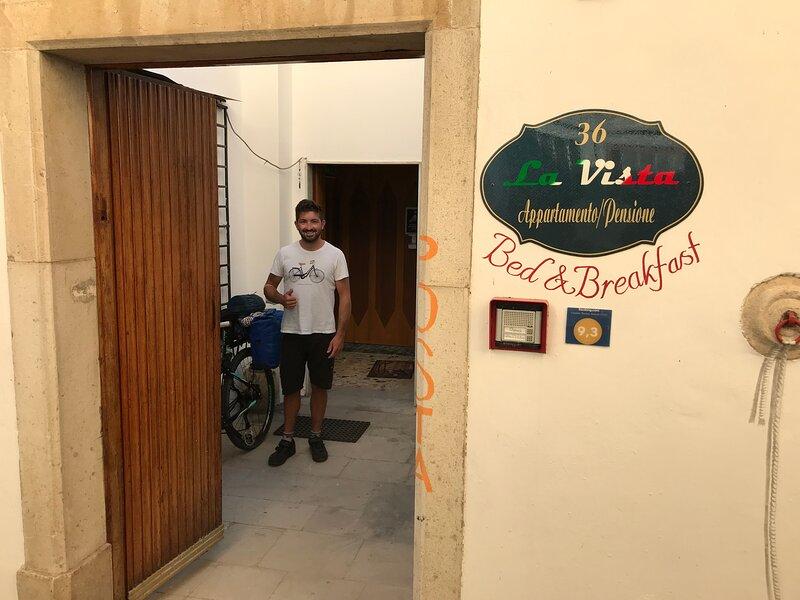 La Vista, Stanco 36, holiday rental in Province of Avellino
