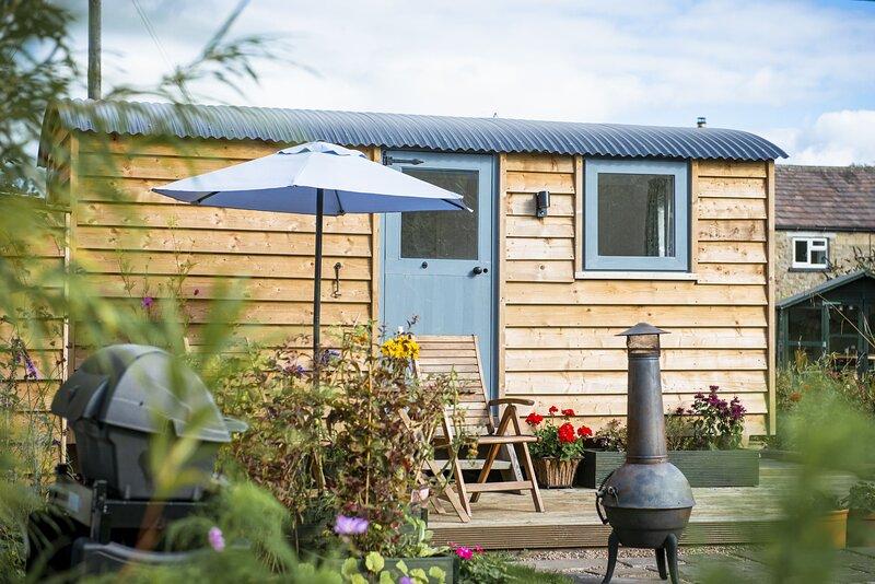 East Witton Shepherds Hut, location de vacances à Spennithorne