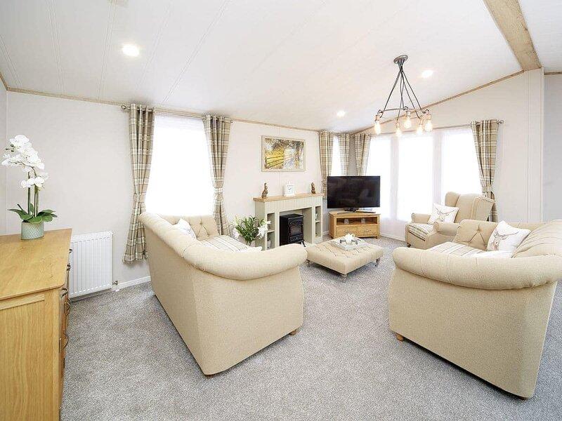 Snittlegarth Luxury Lodge Three-UK35661, casa vacanza a Mealsgate