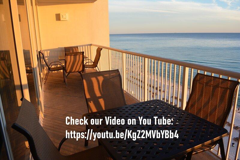 Majestic Beach Resort, Ocean Front Master Bedroom, Great Amenities, sleeps 8, alquiler de vacaciones en Panama City Beach