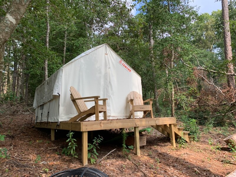 Tentrr State Park Site - Lake D'Arbonne State Park Site E, vacation rental in Ruston