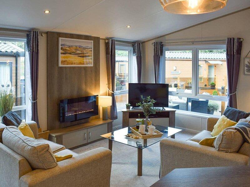 Riverside Lodge, holiday rental in Auchterarder