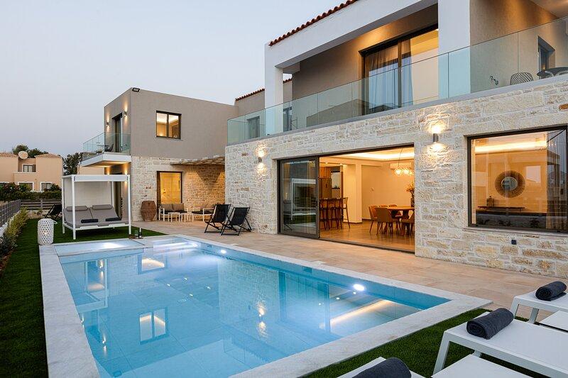 Villa Dodici, aluguéis de temporada em Panormos