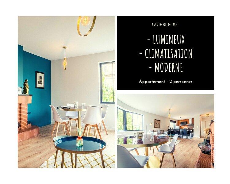 GUIERLE #4 - Appartement lumineux - 1 Chambre – semesterbostad i Donzenac