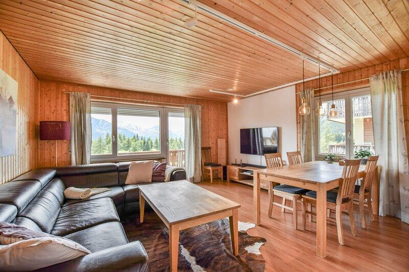 Konkordia 7, holiday rental in Blatten bei Naters