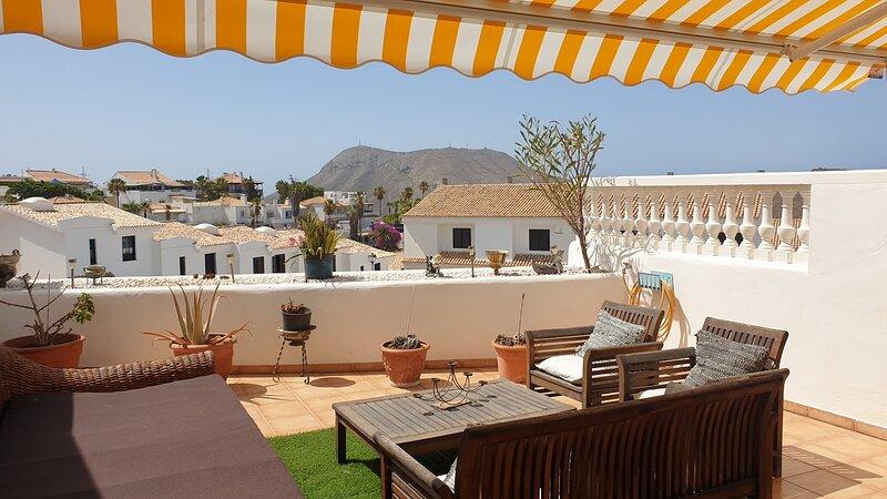 Los Halcones, holiday rental in Chayofa