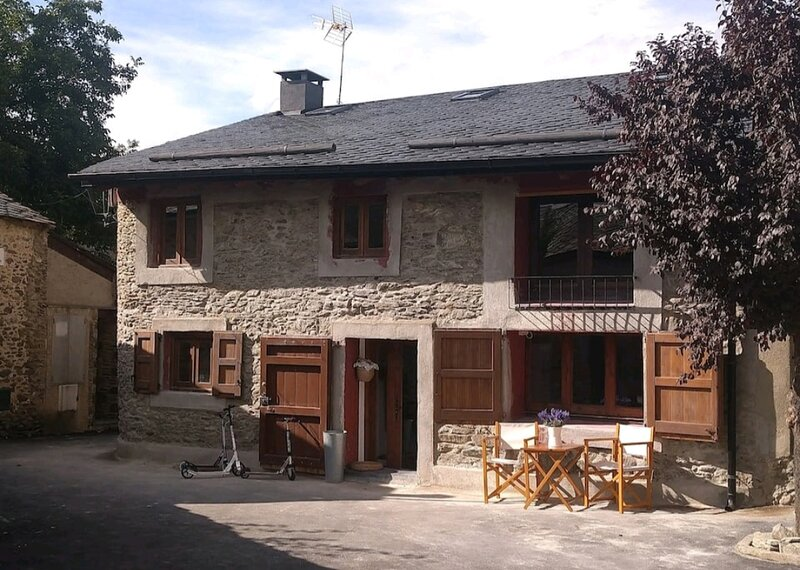 Casa con encanto en la Cerdanya, casa vacanza a Bolvir