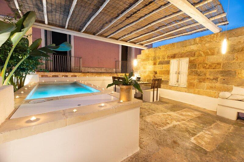 Appartamento Matilde - Racale, location de vacances à Felline