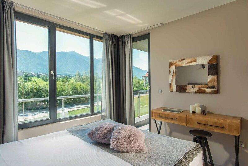 Enticing Suite With Wellness Close To Ski Runs, casa vacanza a Simitli