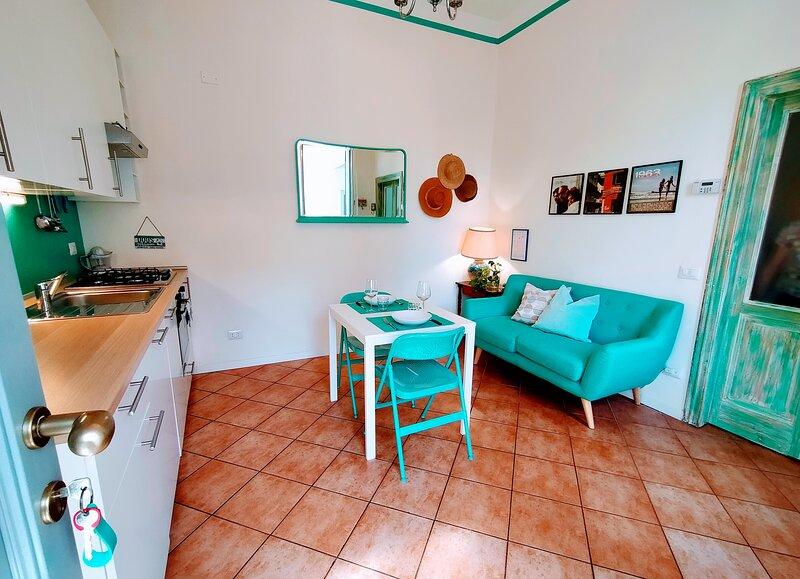APPARTAMENTO VERDE ACQUA, vacation rental in Carimate