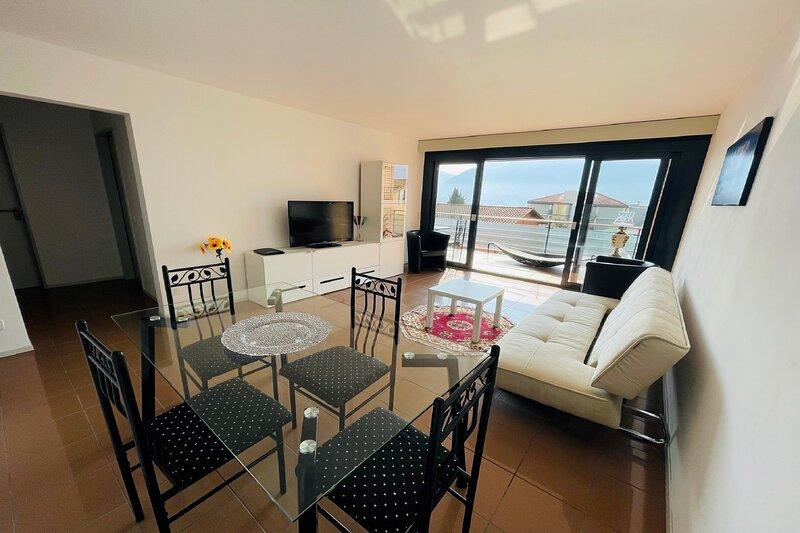 Casa Lilly, holiday rental in Gordola
