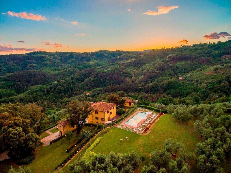 Tusco Home, vacation rental in Malocchio