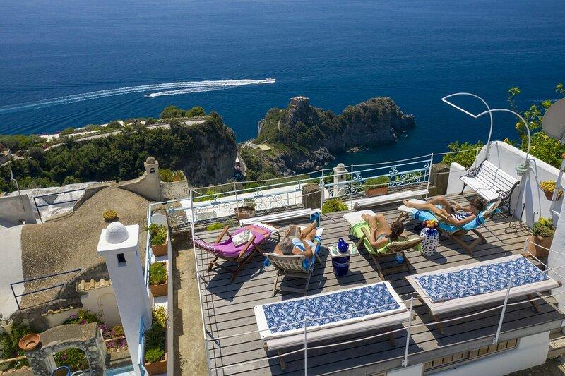 Casale Firmamento, holiday rental in Conca dei Marini