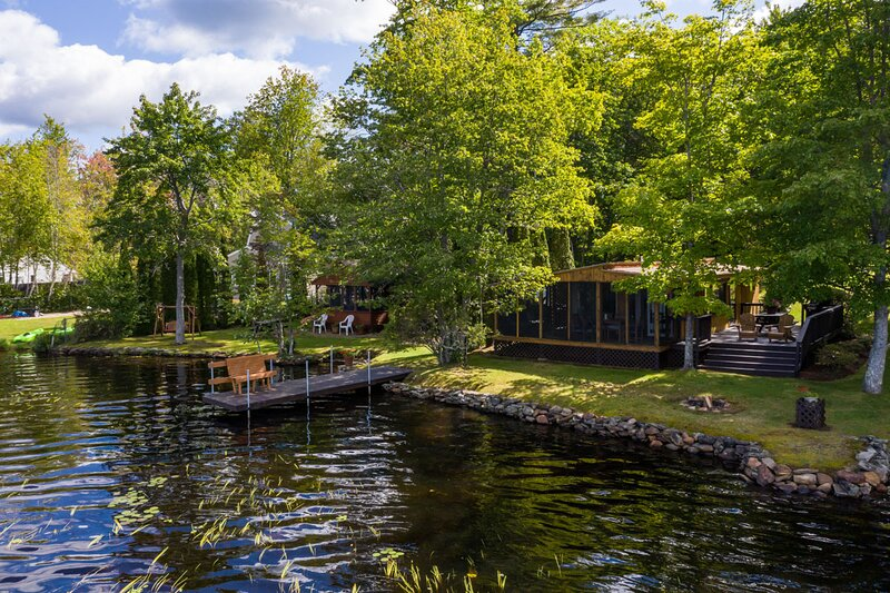 Lake Shell Camp - WF - 394, holiday rental in Tilton