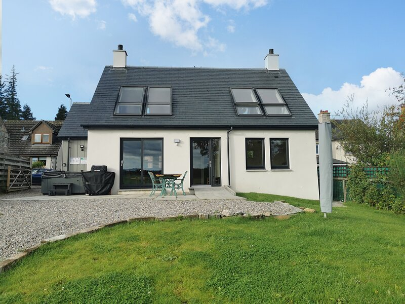 Berg Cottage, Tomintoul, casa vacanza a Tomintoul