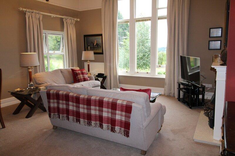 Geltsdale Garden Apartment, Wetheral, Nr Carlisle, location de vacances à Crosby on Eden