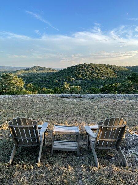 Mt Villa Home, casa vacanza a Bandera County