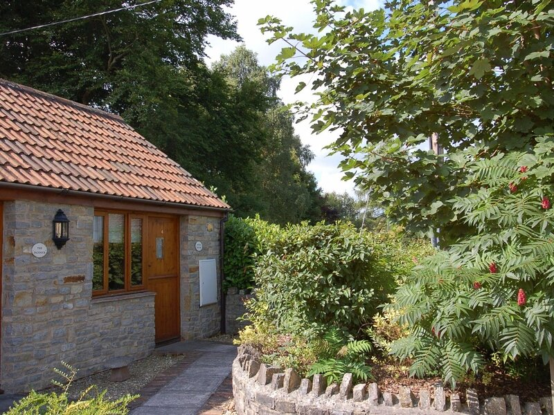 Stable Cottage, Wells, casa vacanza a Priddy