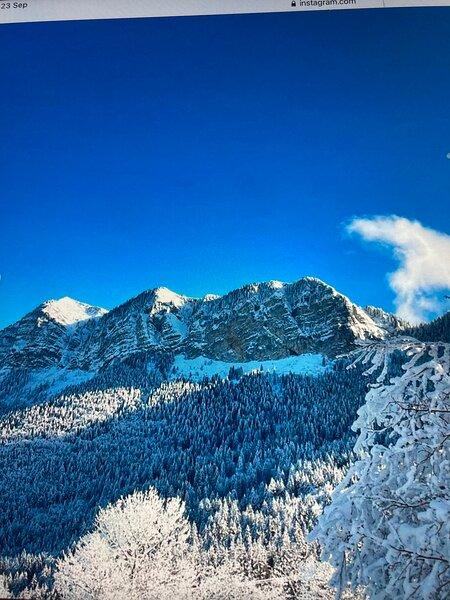 Village centre ,ski-in / ski-out apartment, holiday rental in Grandvaux