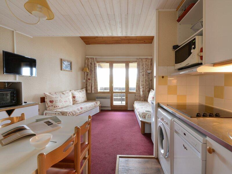 Appartement au pied des pistes de 3 pièces pour 7 personnes de 45 m², holiday rental in Belle Plagne