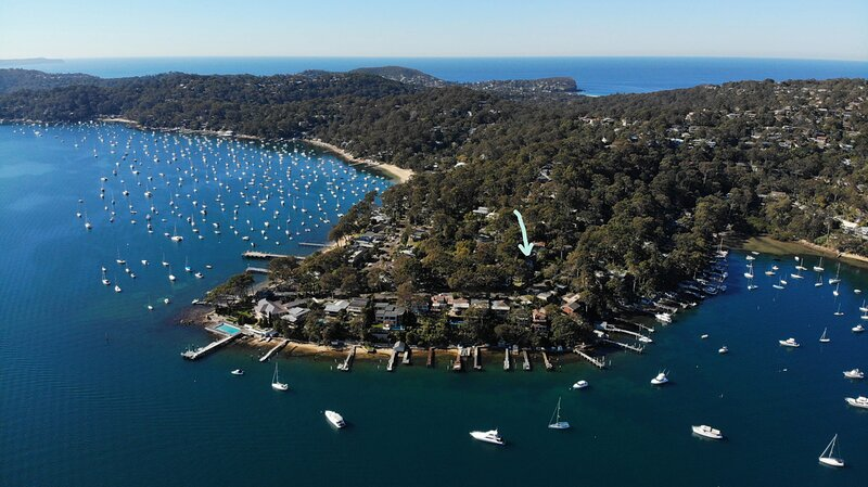 Refuge Cove On Pittwater, alquiler vacacional en Pittwater