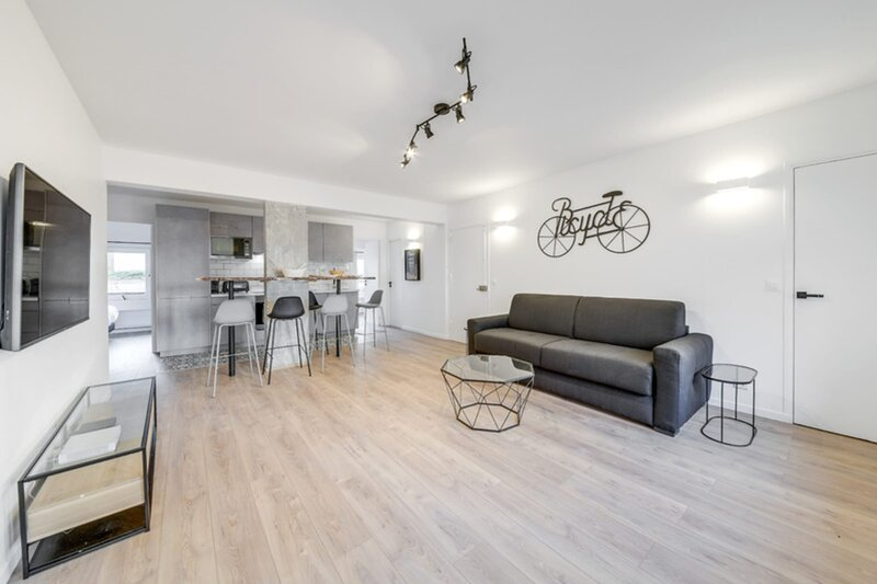 199-Suite Monopoly, holiday rental in Charenton-le-Pont