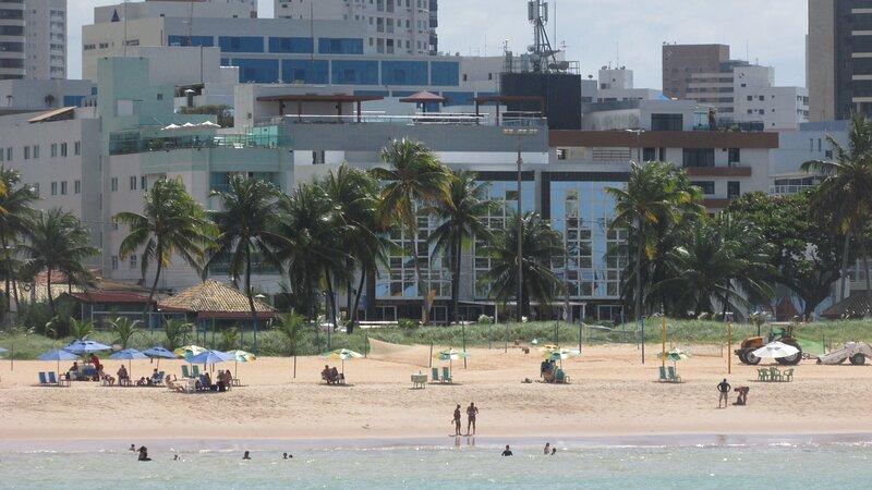 Flat Aconchegante na Praia de Tambaú, vacation rental in Cabedelo