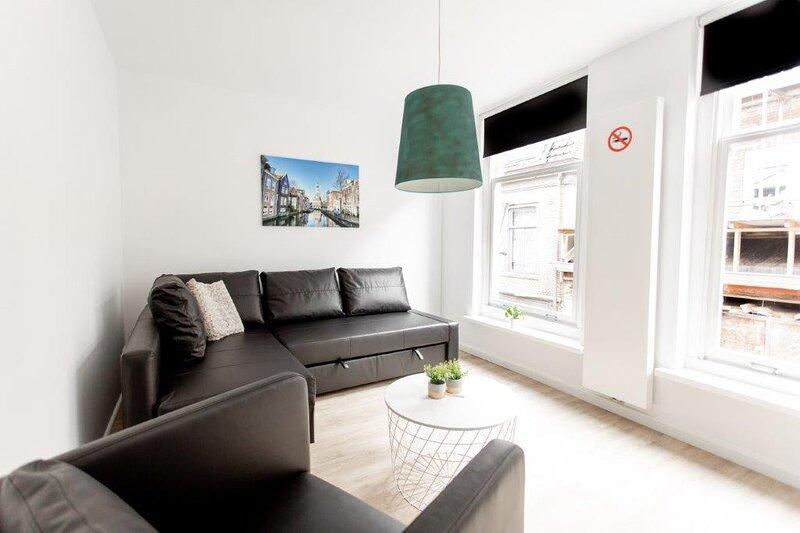 Alkmaar City Centre Apartment A, aluguéis de temporada em Hensbroek