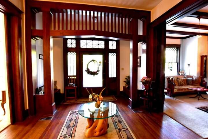 Historic Holle House, a luxury vacation rental, alquiler vacacional en Bellville