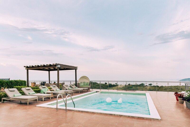 Aries Villas Collection - Villa LEO, aluguéis de temporada em Skiathos