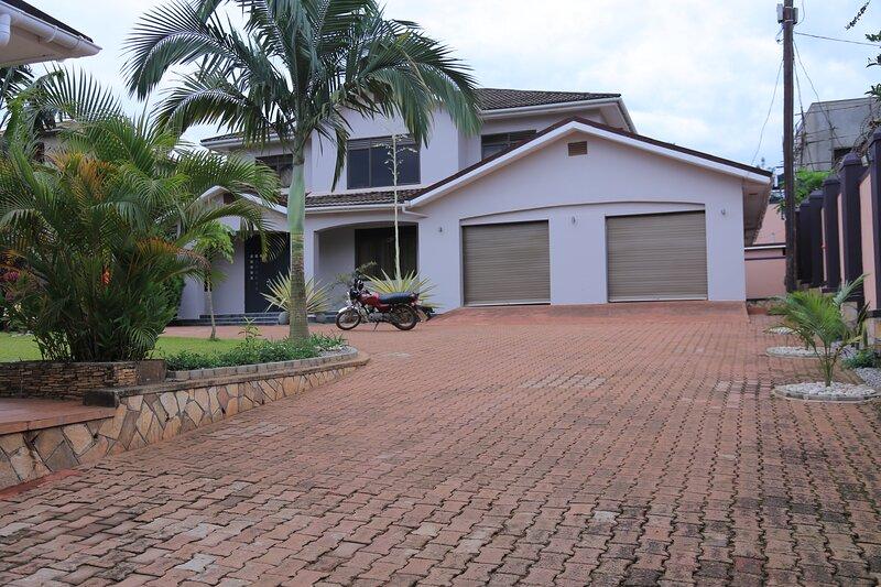 MTC_Holiday_Home, aluguéis de temporada em Namugongo