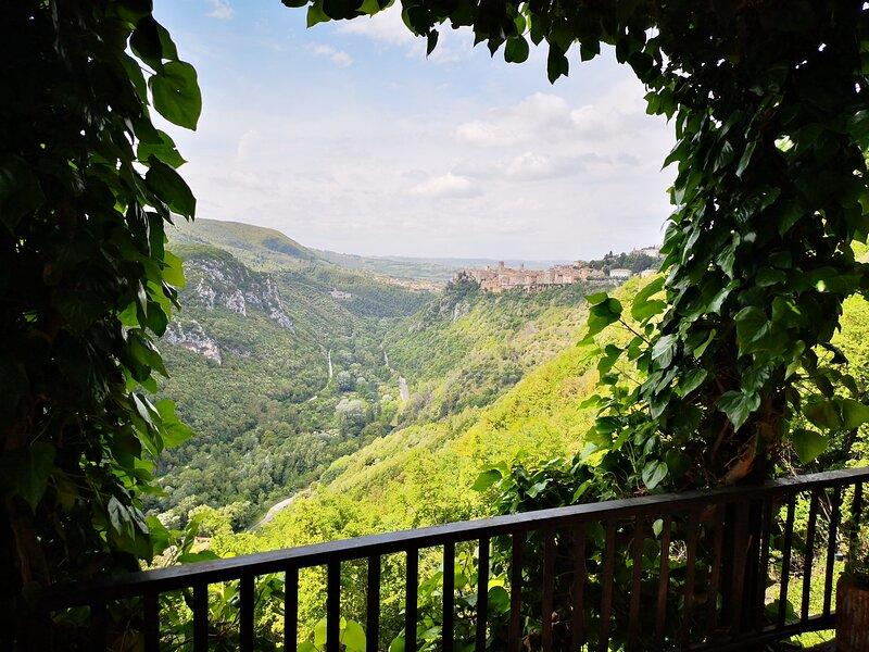 Appartamento Miravalle, casa vacanza a Narni