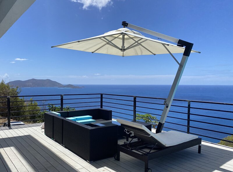 Villa Modere' Construction is almost complete reservations starting  Dec 15th 21, holiday rental in Jost Van Dyke