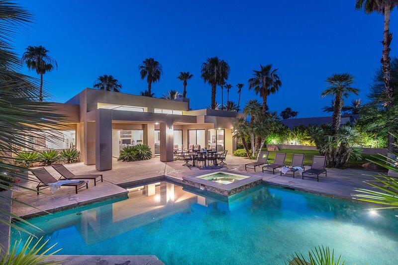 Sunrise Villa, aluguéis de temporada em Indian Wells