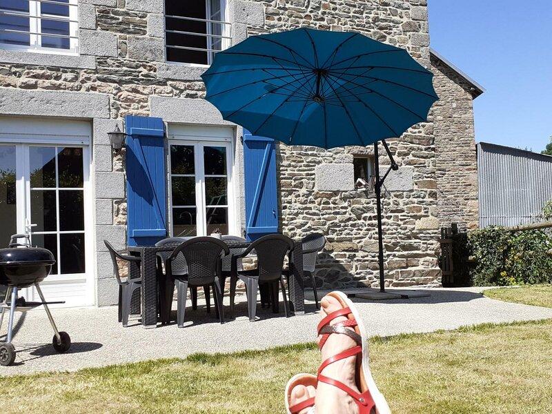 Le Manoir, holiday rental in Mont-Saint-Michel