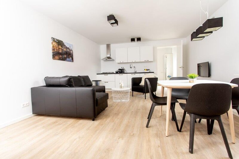 Alkmaar City Centre Apartment B, aluguéis de temporada em Hensbroek