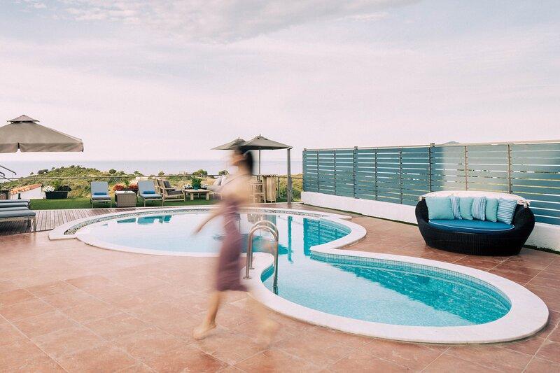 Capricorn Sea View Villa, alquiler de vacaciones en Ciudad de Skiathos