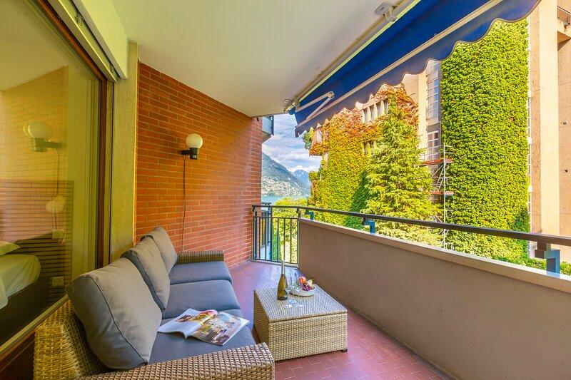 Coloratura, vacation rental in Montagnola
