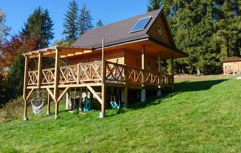Stunning home in Klikuszowa with Sauna (PPG114), holiday rental in Kasinka Mala