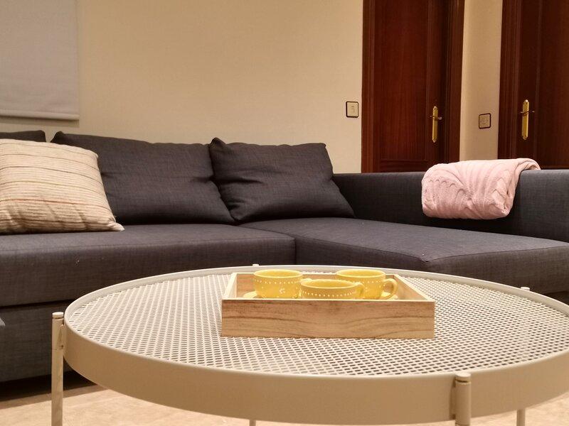 Piso ABELLU 3 habitaciones en Oviedo, holiday rental in Sabadia