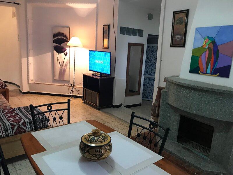 Niveau de villa-Birkhadem - Dar mourad, holiday rental in Dely Ibrahim