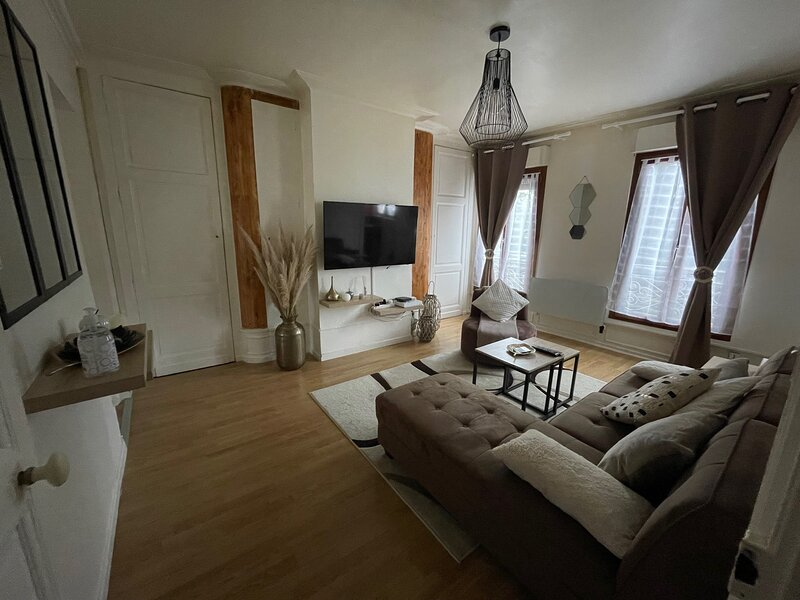 Appartement cosy plein centre ville, holiday rental in Pont-sur-Yonne