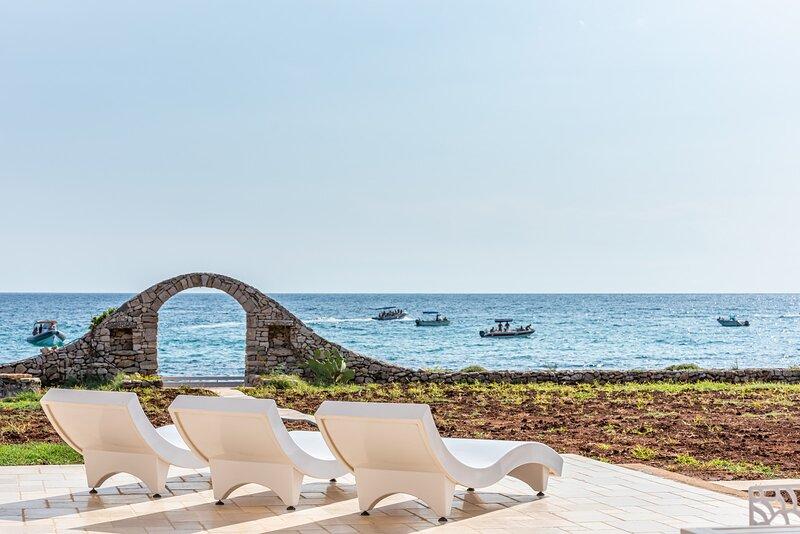 Villa Eva, Luxury by the seaside    A, aluguéis de temporada em Marina di Felloniche