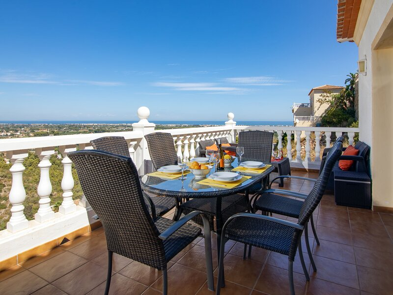 Casa de Amigos, holiday rental in Muntanya la Sella