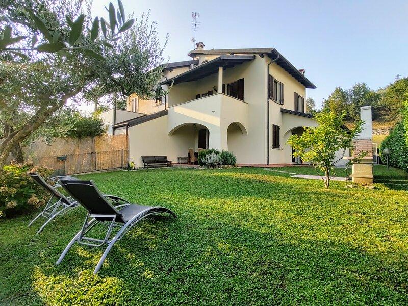 Villa Sasso Cavallo (MDL155), holiday rental in Barzio