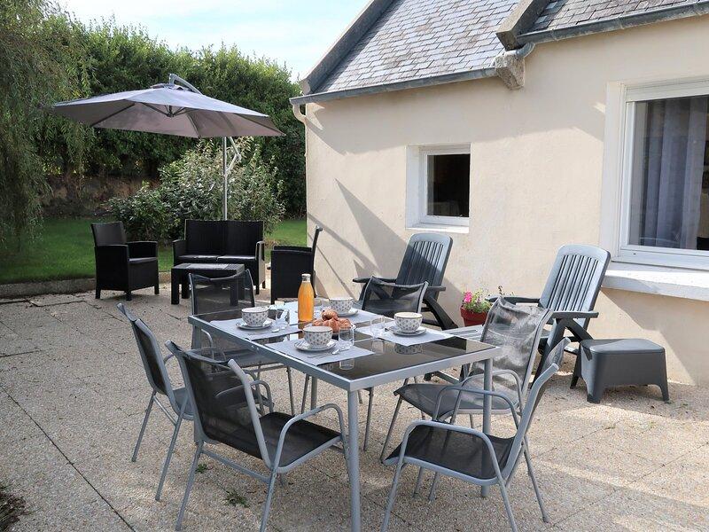 Chez Brigitte (PLC201), casa vacanza a Plouescat