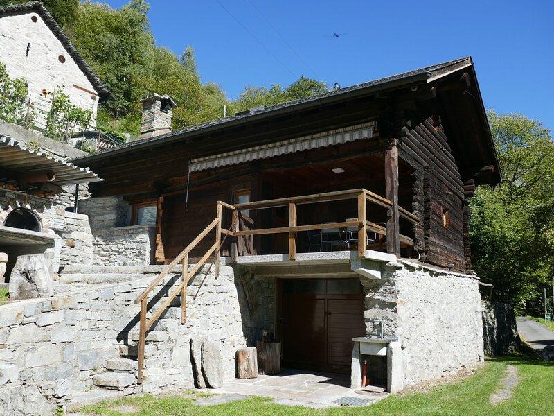 Rustico Gianni, vacation rental in Malvaglia