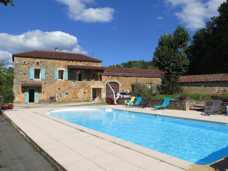 Les Grèzes (MNB400), holiday rental in Touzac