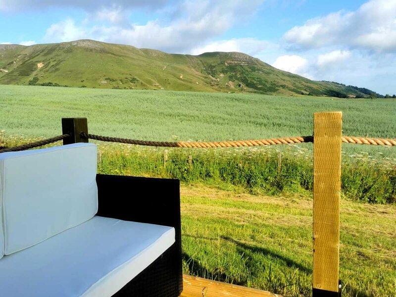 Springfield Farm Bothies, holiday rental in Falkland